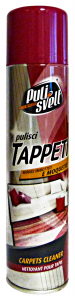 BERGEN Pulisvelt Tappeti/moquettes 300 ml. spray - pulitori specifici