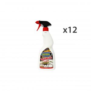 Set 12 IL MAGGIORDOMO Toglimuffa 750 Ml. Detergenti casa
