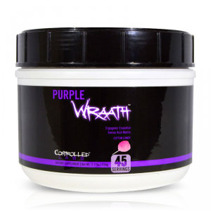 CONTROLLED LABS Purple Wraath gusto: Grape Formato: 540 g. Integratori sportivi