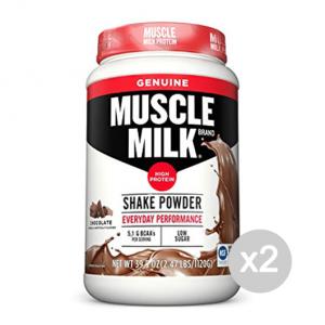 Set 2 CYTOSPORT Muscle Milk Protein Formato: 908g Integratori sportivi, benessere