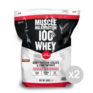 Set 2 CYTOSPORT Muscle Milk Protein 100% Whey Formato: 908g Integratori sportivi