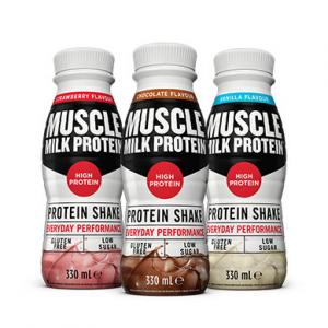 CYTOSPORT Muscle Milk Protein RTD Formato: 330ml Integratori sportivi, benessere
