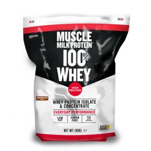 CYTOSPORT Muscle Milk Protein 100% Whey Formato: 908g Integratori sportivi