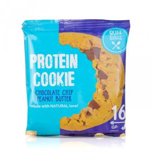 BUFF BAKE Protein Cookie gusto: Stracciatella Formato: 80 g. Integratori