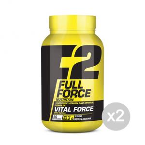 Set 2 FULL FORCE Vital Force Formato: 90 Capsules Integratori sportivi, benessere