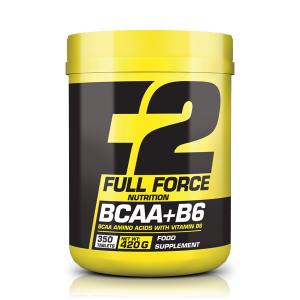 FULL FORCE BCAA+B6 Formato: 350 Tablets Integratori sportivi, benessere fisico