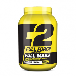 FULL FORCE Full Mass Formato: 2300 g. Integratori sportivi, benessere fisico