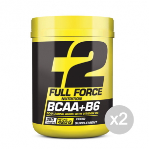 Set 2 FULL FORCE BCAA+B6 Formato: 150 Tablets Integratori sportivi, benessere fisico
