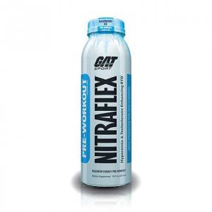 GAT Nitraflex RTD gusto: Arancia Formato: 295ml Integratori sportivi, benessere