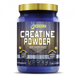 EUROSUP Creatine Powder Formato: 300 g Integratori sportivi, benessere fisico