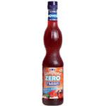 FABBRI Sciroppo Zero kcal (rasp) Formato: 560 ml Integratori sportivi, benessere