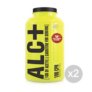 Set 2 4+ NUTRITION ALC+ Formato: 100 capsule Integratori sportivi, benessere fisico