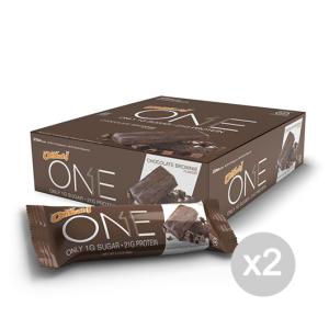 Set 2 ISS Oh Yeah! One gusto: Brownie Al Cioccolato Formato: 60 g. Integratori