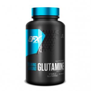 EFX Glutamine Formato: 120 capsule Integratori sportivi, benessere fisico