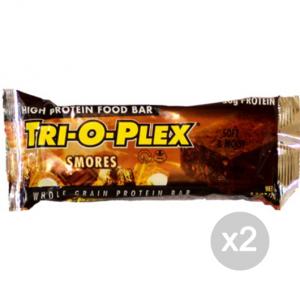 Set 2 CHEF JAY Trioplex gusto: Smores Formato: 118 g Integratori sportivi, benessere
