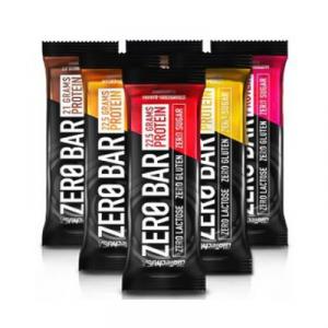 BIOTECH Zero Bar gusto: Cappuccino Formato: 50 g. Integratori sportivi