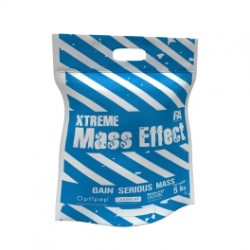 FITNESS AUTHORITY Xtreme Mass Effect gusto: Cioccolato Bianco Formato: 5000 g.