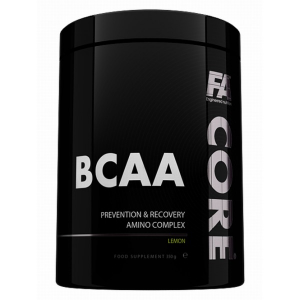 FITNESS AUTHORITY BCAA Core Formato: 350 g. Integratori sportivi, benessere