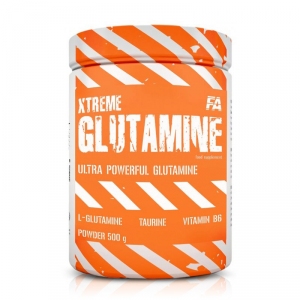 FITNESS AUTHORITY Xtreme Glutamine Formato: 500 g. Integratori sportivi
