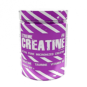 FITNESS AUTHORITY Xtreme Creatine Formato: 500 g. Integratori sportivi