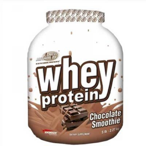 FITNESS AUTHORITY Whey Protein gusto: Chocolate Formato: 2270 g. Integratori