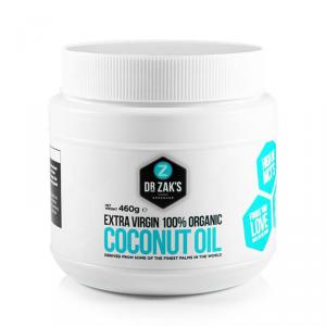 DR ZAKS Coconut Oil Formato: 500ml Integratori sportivi, benessere fisico