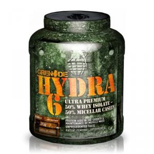 GRENADE HYDRA 6 gusto: Vaniglia Formato: 1816 g. Integratori sportivi, benessere