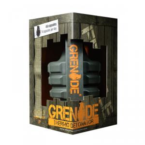GRENADE Thermo Detonator Formato: 44 capsule Integratori sportivi