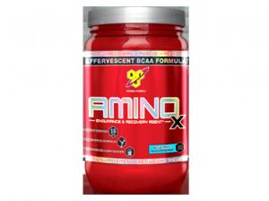 BSN Amino X gusto: Fruit Punch Formato: 435 g. Integratori sportivi, benessere