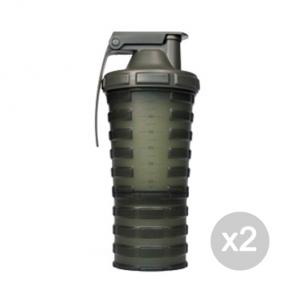 Set 2 GRENADE Shaker Formato: 600 ml Integratori sportivi, benessere fisico