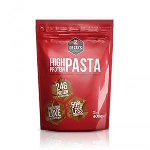 DR ZAKS High Protein Pasta Formato: 400 g. Integratori sportivi, benessere