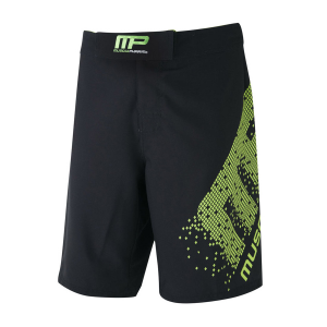 MUSCLEPHARM Pantaloncini Woven Short Pixel-XL abbigliamento e accessori fitness