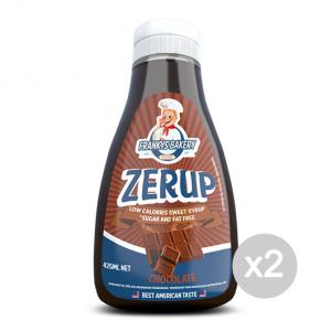 Set 2 FRANKYS BAKERY Zerup gusto: Caramello Salato Formato: 425ml Integratori sportivi