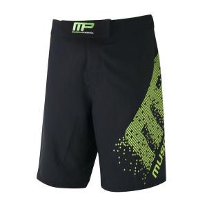 MUSCLEPHARM Pantaloncini Woven Short Pixel-L abbigliamento e accessori fitness