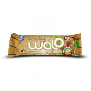 4+ NUTRITION Walo Crok Bar gusto: Cioccolato Cocco Formato: 50 g. Integratori