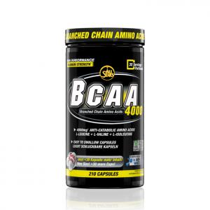 ALL STARS BCAA 4000 Formato: 210 Capsules Integratori sportivi, benessere fisico