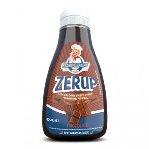FRANKYS BAKERY Zerup gusto: Caramello Formato: 425ml Integratori sportivi