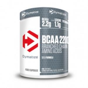 DYMATIZE BCAA Complex 2200 Formato: 400 cpr Integratori sportivi, benessere