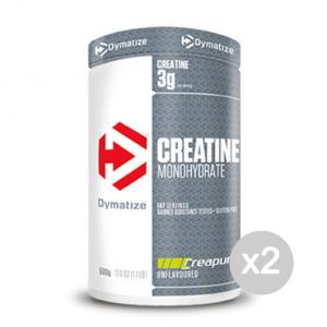 Set 2 DYMATIZE Creatine Monohydrate Formato: 500g Integratori sportivi, benessere