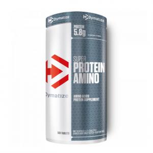 DYMATIZE Super Protein Amino 6000 Formato: 501 capsule Integratori sportivi