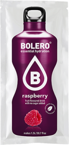 BOLERO Instant Fruit Flavoured Drink gusto: Mirtillo Formato: 9 g. Integratori