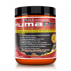ALR Humapro 90 servings gusto: Mandarin Orange Formato: 667 g Integratori
