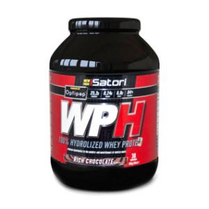 ISATORI WPH Hydrolized Whey Protein gusto: Smooth Vanilla Formato: 900g