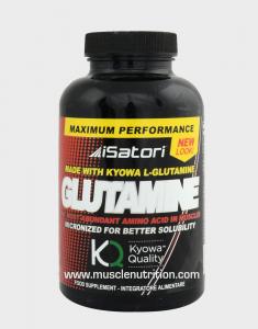 ISATORI Glutamine Formato: 750gr Integratori sportivi, benessere fisico