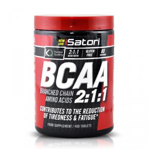 ISATORI BCAA's Formato: 400 tab Integratori sportivi, benessere fisico