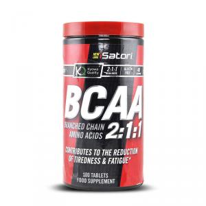 ISATORI BCAA's Formato: 100 tab Integratori sportivi, benessere fisico