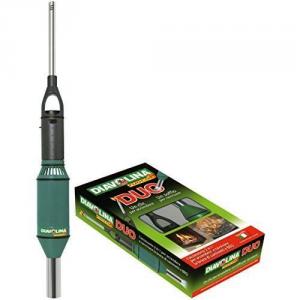 DIAVOLINA Duo Accendifuoco+Soffiatore Elettrodomestici Pulizia della casa