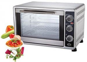 DCG ELECTRONIC Mbs45 Forno 45L Ventilatore Acc Piccoli elettrodomestici Cucina
