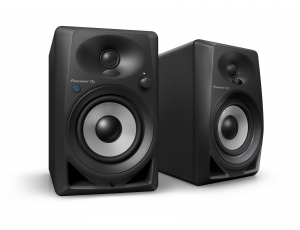 PIONEER DJ DM-40BT Casse Desktop Monitor speakers con Bluetooth® Nero