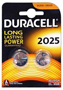DURACELL Specialistiche 2025 3 Volt 2 Pezzi Lithium Pile E Batterie